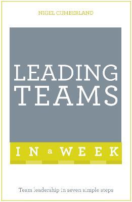Leading Teams In A Week book