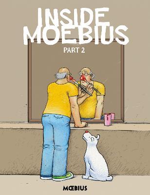 Moebius Library Inside Moebius Part 2 by Moebius