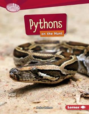 Pythons on the Hunt book