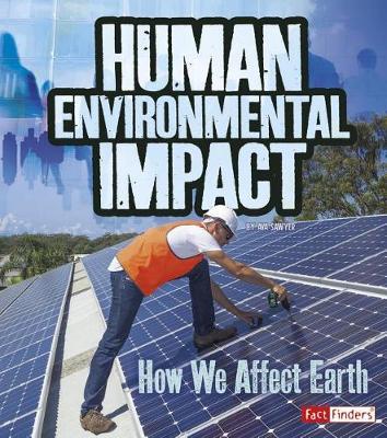 Human Environmental Impact book