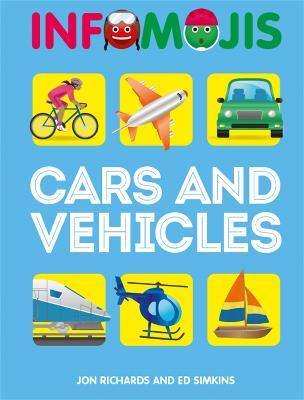 Infomojis: Cars and Vehicles book