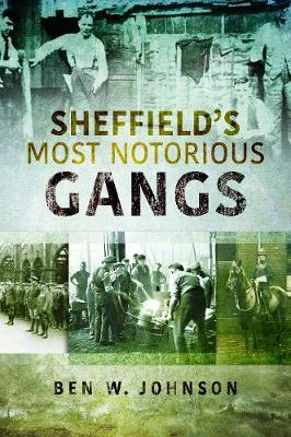 Sheffield's Most Notorious Gangs book