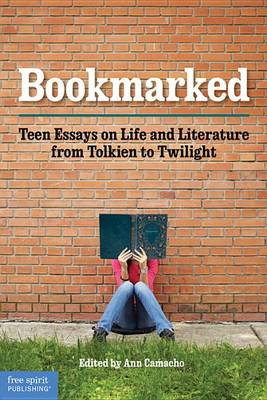 Bookmarked book