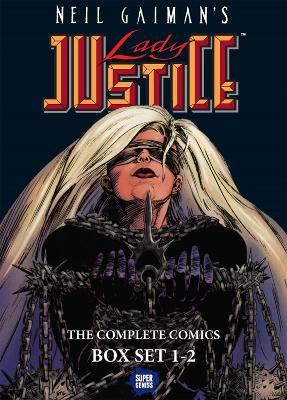 Neil Gaiman's Lady Justice Boxed Set: Vols. 1-2 by Neil Gaiman