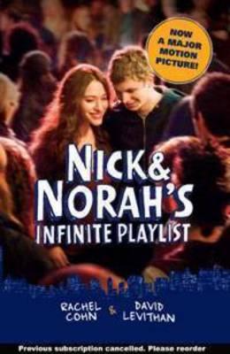 Nick & Norah's Infinite Playlist by Rachel Cohn