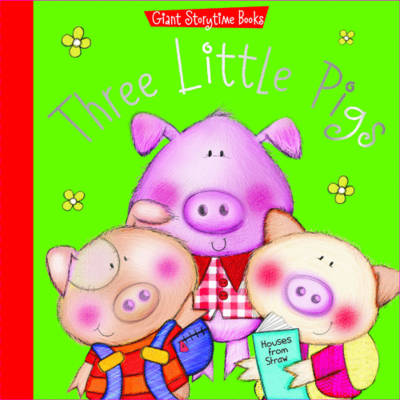 Three Little Pigs by N/A