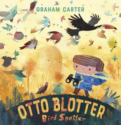 Otto Blotter, Bird Spotter by Graham Carter