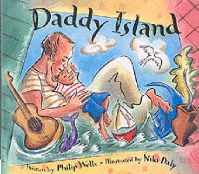 Daddy Island by Philip Wells