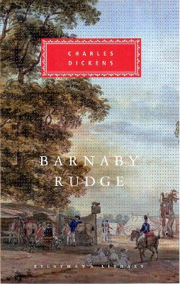 Barnaby Rudge book