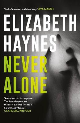 Never Alone by Elizabeth Haynes