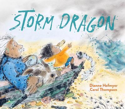 Storm Dragon by Dianne Hofmeyr