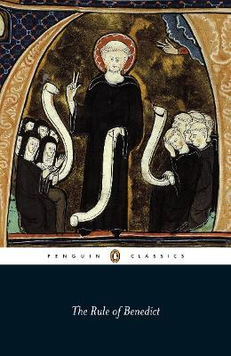 The Rule of Benedict book