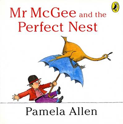Mr Mcgee & The Perfect Nest book