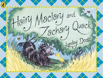 Hairy Maclary and Zachary Quack book