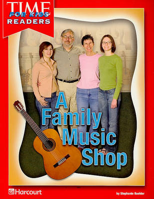 A Family Music Shop, Grade 2 by Stephanie Buehler