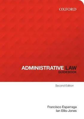 Administration Law Guidebook by Esparraga
