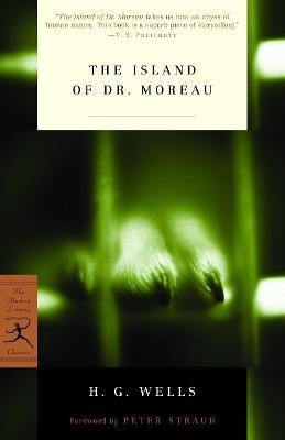 Mod Lib The Island Of Dr Moreau book