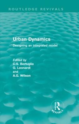 Urban Dynamics by C. S. Bertuglia