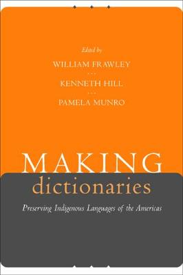 Making Dictionaries book