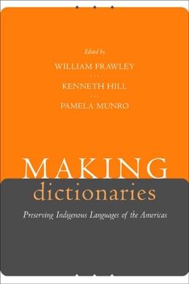 Making Dictionaries book