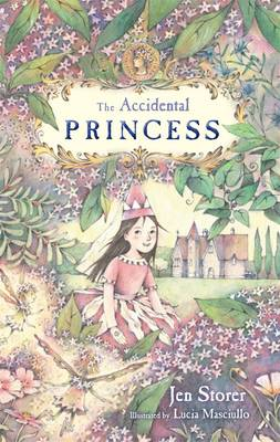 The Accidental Princess by Jen Storer
