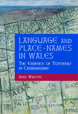 Language and Place-names in Wales by Iwan Wmffre