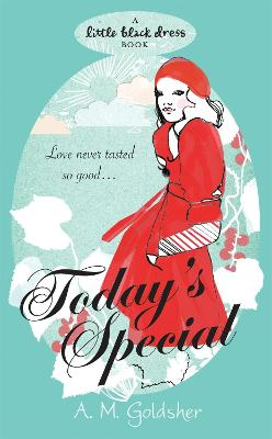 Today's Special book