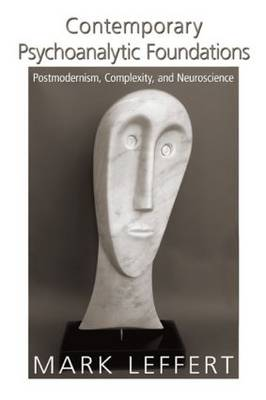 Contemporary Psychoanalytic Foundations book