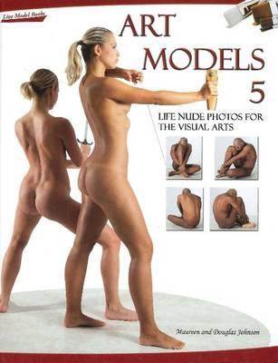 Art Models 5 by Maureen Johnson