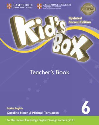 Kid's Box Level 6 Teacher's Book British English book