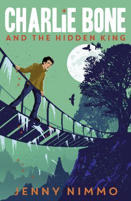 Charlie Bone and the Hidden King book