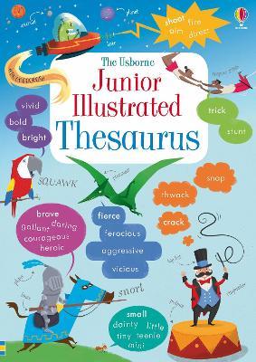 Junior Illustrated Thesaurus by James Maclaine
