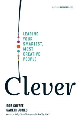 Clever by Rob Goffee