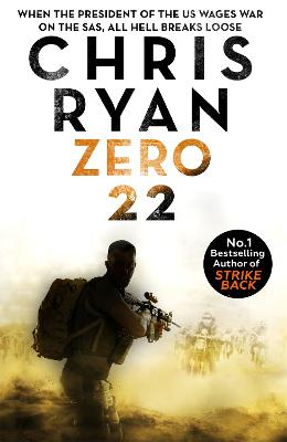 Zero 22: Danny Black Thriller 8 book