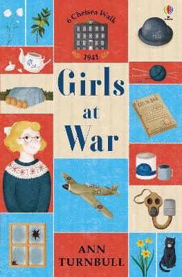 Girls at War by Ann Turnbull
