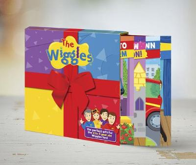 Thomas and Friends Storybook Gift Set by The Wiggles