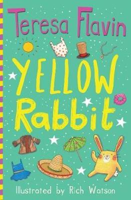 Yellow Rabbit by Teresa Flavin