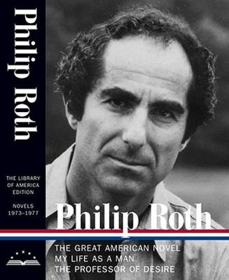 Novels 1973-1977 by Philip Roth