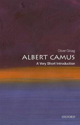 Albert Camus: A Very Short Introduction book