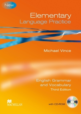 Language Practice Elementary Student's Book -key Pack 3rd Edition by Vince Michael