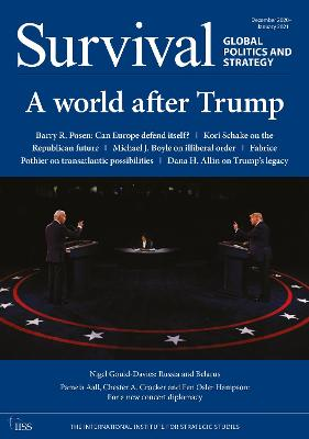 Survival December 2020-January 2021: A World After Trump book