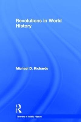 Revolutions in World History book