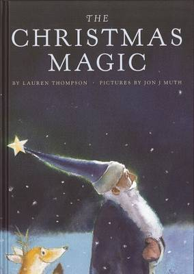 Christmas Magic by Lauren Thompson