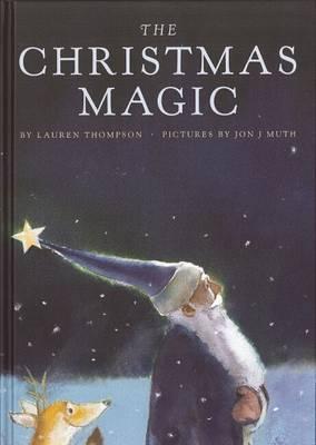 The Christmas Magic by Lauren Thompson