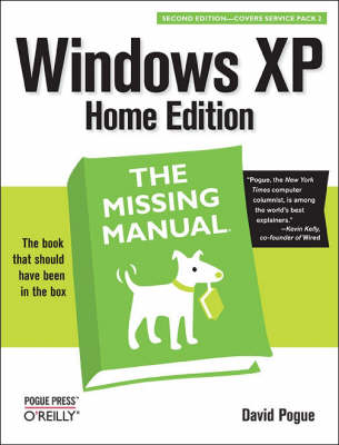 Windows XP Home Edition by David Pogue