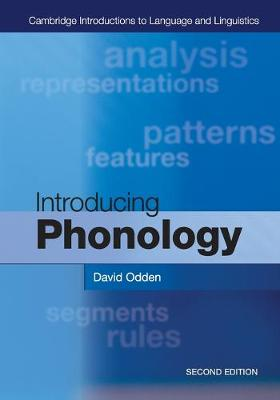 Introducing Phonology by David Odden