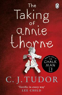 The Taking of Annie Thorne: 'Britain's female Stephen King' Daily Mail book