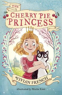 Cherry Pie Princess book