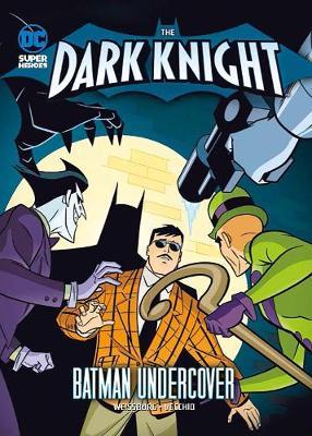 Batman Undercover by Tim Levins