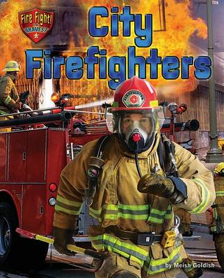 City Firefighters by Meish Goldish